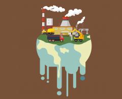 La baisse des émissions de CO2 liée au confinement n'aura pas d'effet à long terme