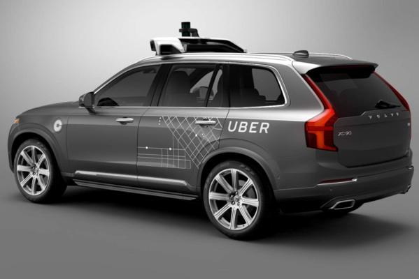 À Pittsburgh, Uber va proposer des taxis sans chauffeur à ses clients