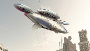 Un réseau de taxis volant sans pilotes pourrait voir le jour grâce à Airbus
