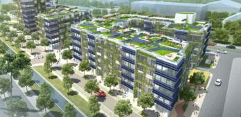 En Allemagne, ces deux immeubles vont produire leur énergie et dépolluer l'air