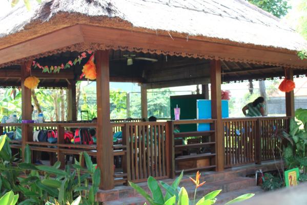 Dans cette école à Bali, pas besoin d'être riche pour se former aux enjeux de demain en pleine nature