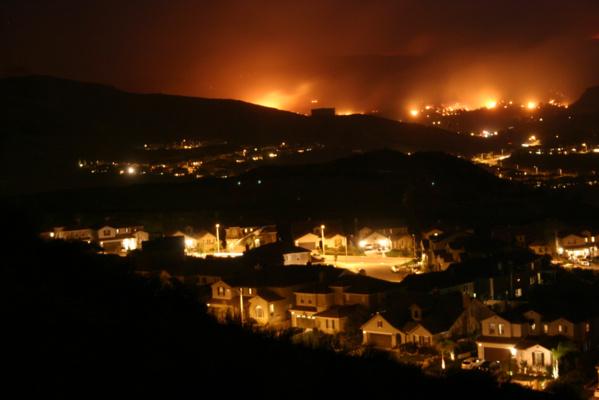 En trente ans, le réchauffement climatique a doublé les feux de forêt aux États-Unis