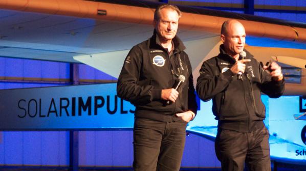 L'équipe de Solar Impulse se lance dans le développement de drones solaires