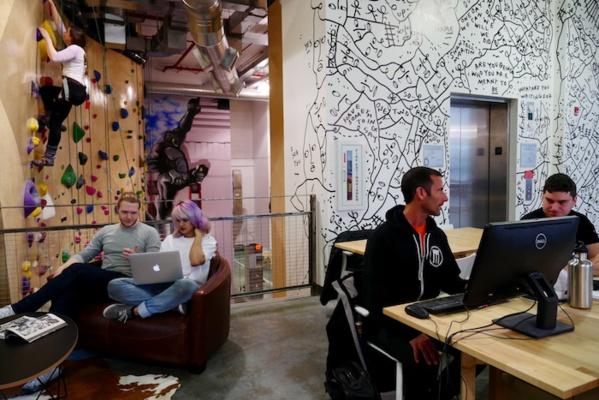 Coworkez sur un bateau, dans une salle de sport ou en forêt : 7 espaces de travail insolites