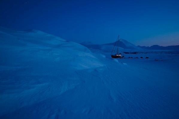 À bord du Vagabond au Pays de l'Ours, le voilier qui a achevé la première circumnavigation arctique