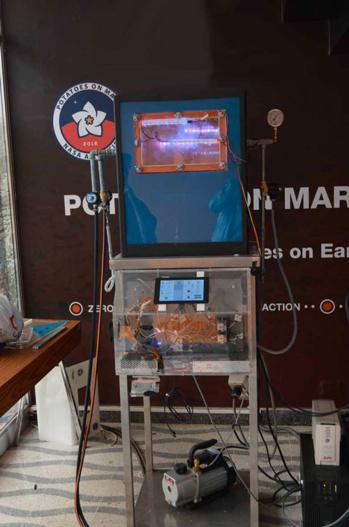 Si l'homme débarque sur Mars, il pourrait s'y nourrir de pommes de terre 100 % locales