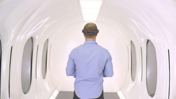 Hyperloop : la première capsule du train du futur en construction à Toulouse