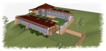 Earthships : des maisons bioclimatiques à base de matériaux de récupération
