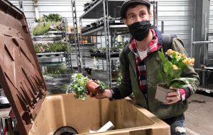 À Lyon, il ouvre une SPA pour les plantes