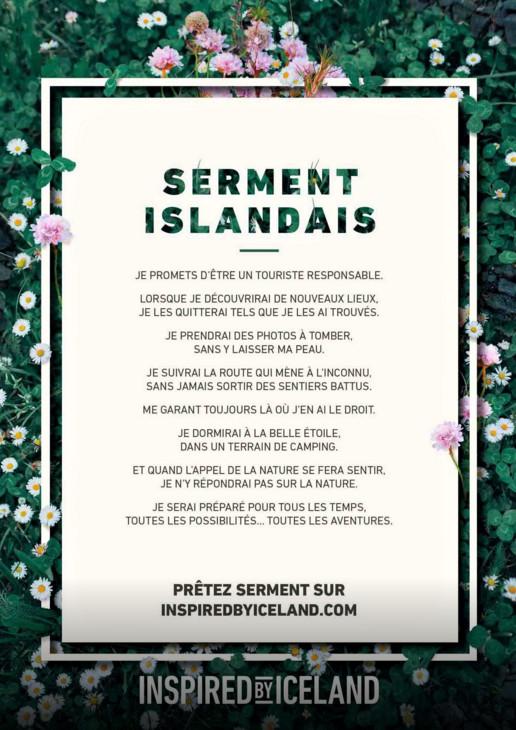 Pour protéger ses paysages de rêve, l'Islande fait prêter serment aux touristes