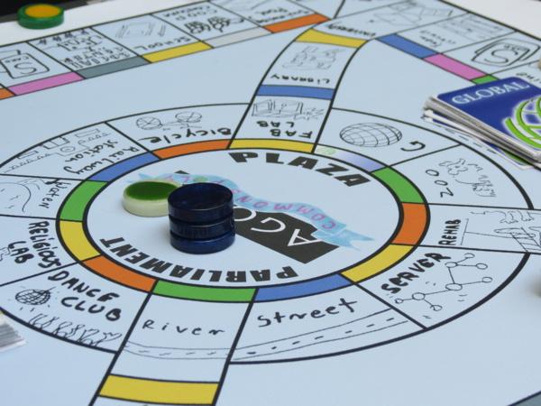 Ce collectif a inventé l'anti-Monopoly : un jeu social et coopératif plutôt que capitaliste