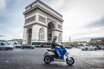 Scooters électriques en libre-service : un nouveau concurrent débarque à Paris