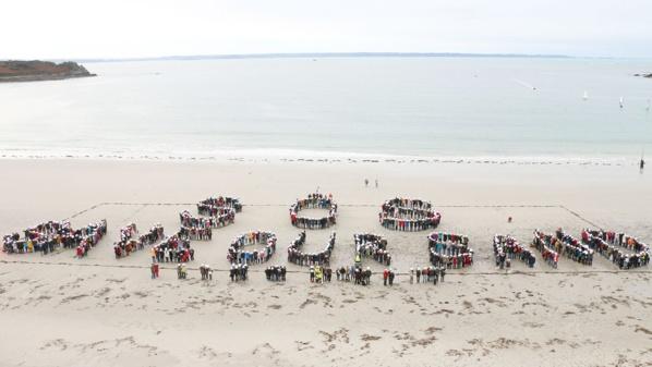 En baie de Lannion, l'extraction de sable pourrait reprendre : une menace pour la biodiversité