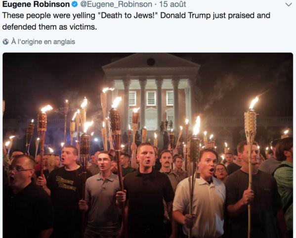 Attentat de Charlottesville : comment Twitter est devenu un levier d'action politique