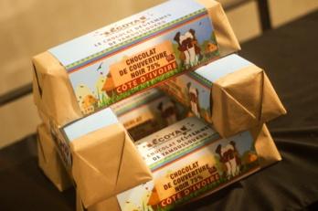 Premier producteur de cacao, la Côte d'Ivoire fabrique désormais son chocolat pâtissier équitable