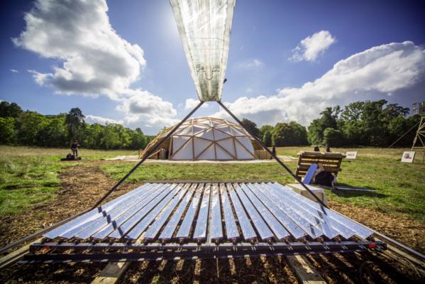De l'énergie propre et gratuite pour tous : le défi fou des bricoleurs du solaire