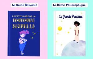 Deux livres pour parler de féminisme et de sexualité aux jeunes filles