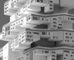 À 24 ans, un architecte invente un gratte-ciel qui abrite des plages artificielles et des parcs
