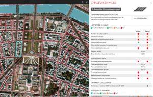 Parisiens, cette carte vous indique où vous réfugier pendant la canicule