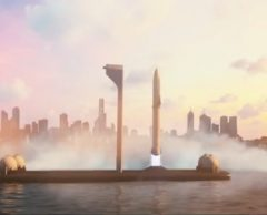 "Avec sa ""Big Fucking Rocket"", Elon Musk veut mettre Paris à 30 minutes de New-York"