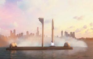 "Avec sa ""Big Fucking Rocket"", Elon Musk veut mettre Paris à 30 minutes de New-York"