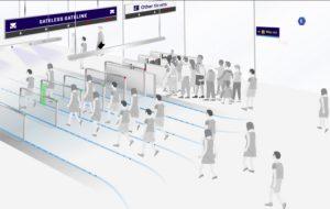 À Londres, votre visage et votre paume de main remplaceront le ticket de métro