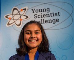 À 11 ans, elle invente un appareil qui détecte la présence de plomb dans l'eau