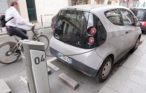 Paris, troisième ville au monde en matière de mobilité durable