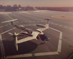 Uber et la Nasa s'associent pour développer des taxis volants