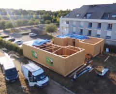Adieu loyers : ces trois étudiants rennais ont bâti en six mois leur propre logement écolo