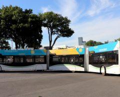 Nantes lance un bus électrique qui se recharge en 15 secondes