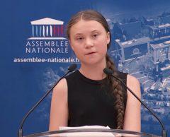 """Greta Thunberg : """"Nous jouons le rôle du méchant car personne d'autre n'en a le courage"""""""