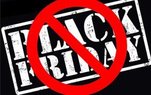 Boycott, dons, happening : la résistance au Black Friday s'organise