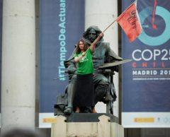 """Marie Toussaint : """"L'échec de la COP25 doit servir de sonnette d'alarme"""""""