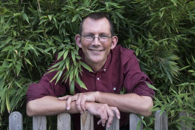 Rob Hopkins est le fondateur du réseau des Villes en Transition