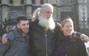 À Dublin, des SDF deviennent guide touristique