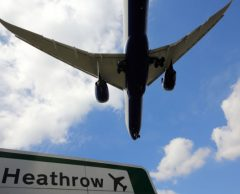 L'extension de l'aéroport d'Heathrow jugée non conforme à l'Accord de Paris