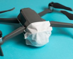 Coronavirus : des drones et des robots pour combattre l'épidémie