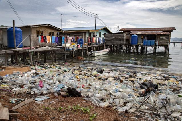 pollution océans