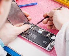 Apple, Samsung, Huawei… bientôt obligés de réparer nos smartphones ?