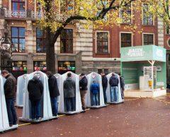 À Amsterdam, des toilettes publiques changent l'urine en engrais