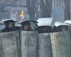 Ukraine : géolocalisés, les manifestants reçoivent des menaces par SMS
