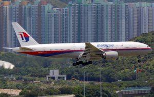 216 000 internautes à la recherche du Boeing disparu