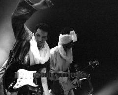 [diaporama] À la rencontre de la jeunesse rock du Sahara