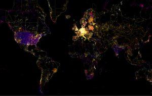OpenStreetMap : l'alternative à Google Maps fédère 1,6 million de cartographes