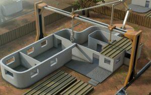 En Chine, un immeuble de 5 étages bâti grâce à l'impression 3D