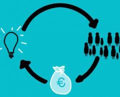 150 millions d'euros collectés en 2014 : les Français, champions d'Europe du crowdfunding