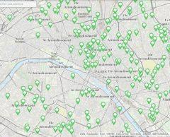 En 2015, Paris va créer plus de 200 nouveaux espaces végétalisés