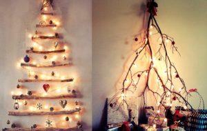 10 idées écolos pour faire son sapin de Noël… sans sapin
