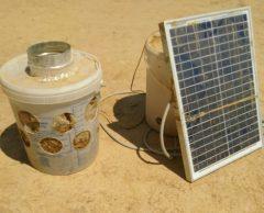 Tuto : Comment fabriquer un climatiseur solaire